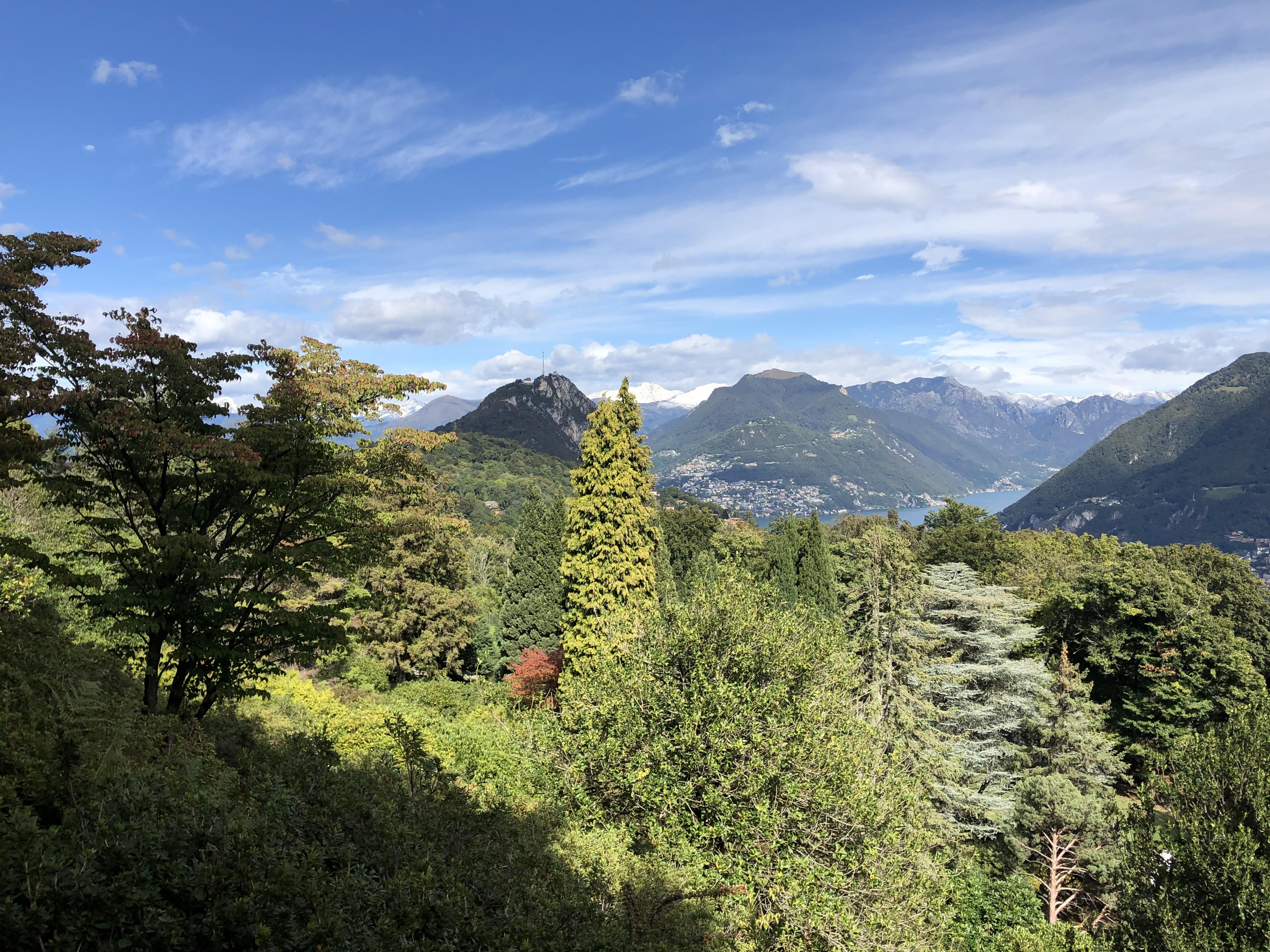 Vacances au Tessin